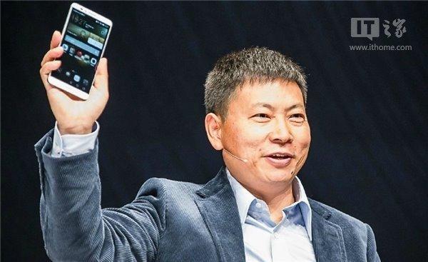 "Yu Chengdong និយាយថា Mate 8 គឺជា "" Huawei's iPhone 6s Plus """