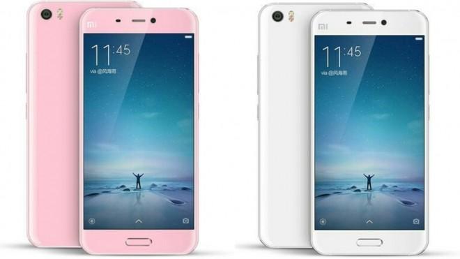 Xiaomi-Mi-5-in-Pink-horz