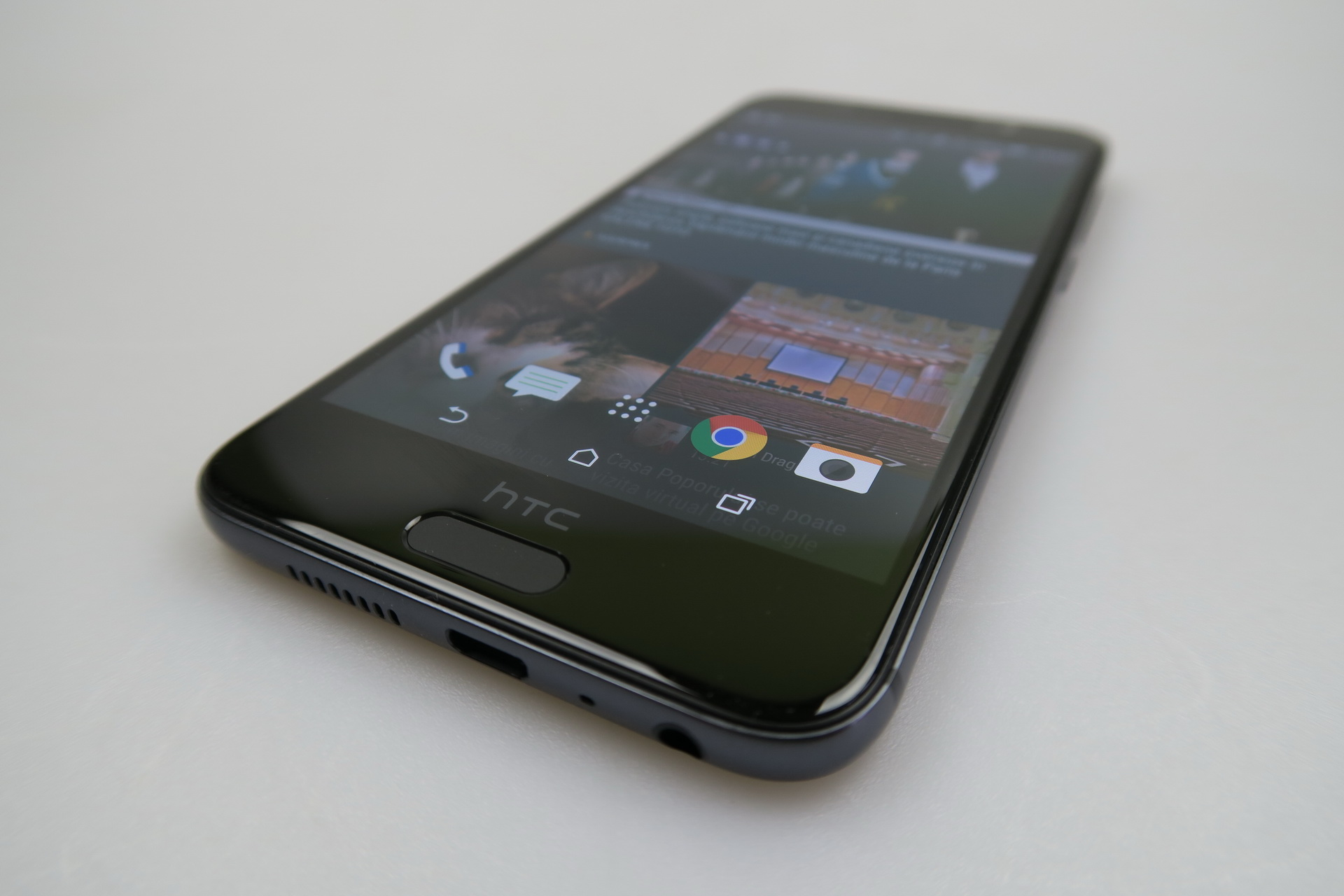 htc one a9 review one m9 rematch offers solid design. Black Bedroom Furniture Sets. Home Design Ideas