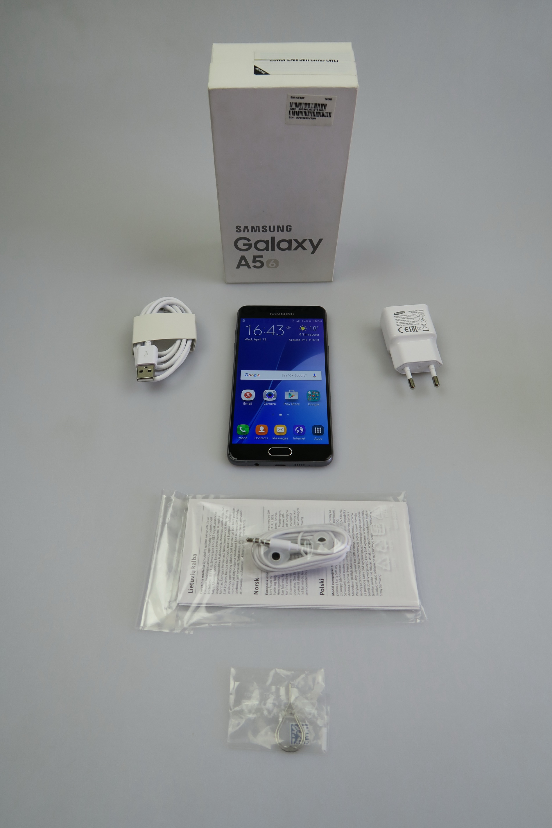 Samsung Galaxy A5 2016 Unboxing Glassy Changes In The
