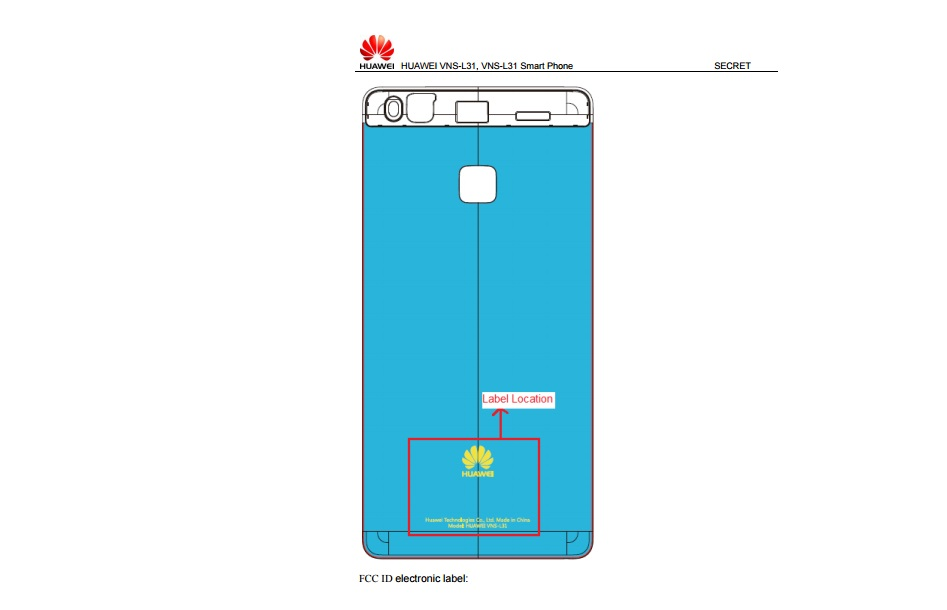 Huawei P9 Lite Gets Fcc Certification Codenamed Vns L31