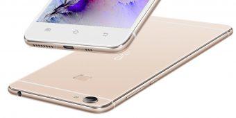 Vivo's new new flagship smartphone X6 (PRNewsFoto/Vivo)
