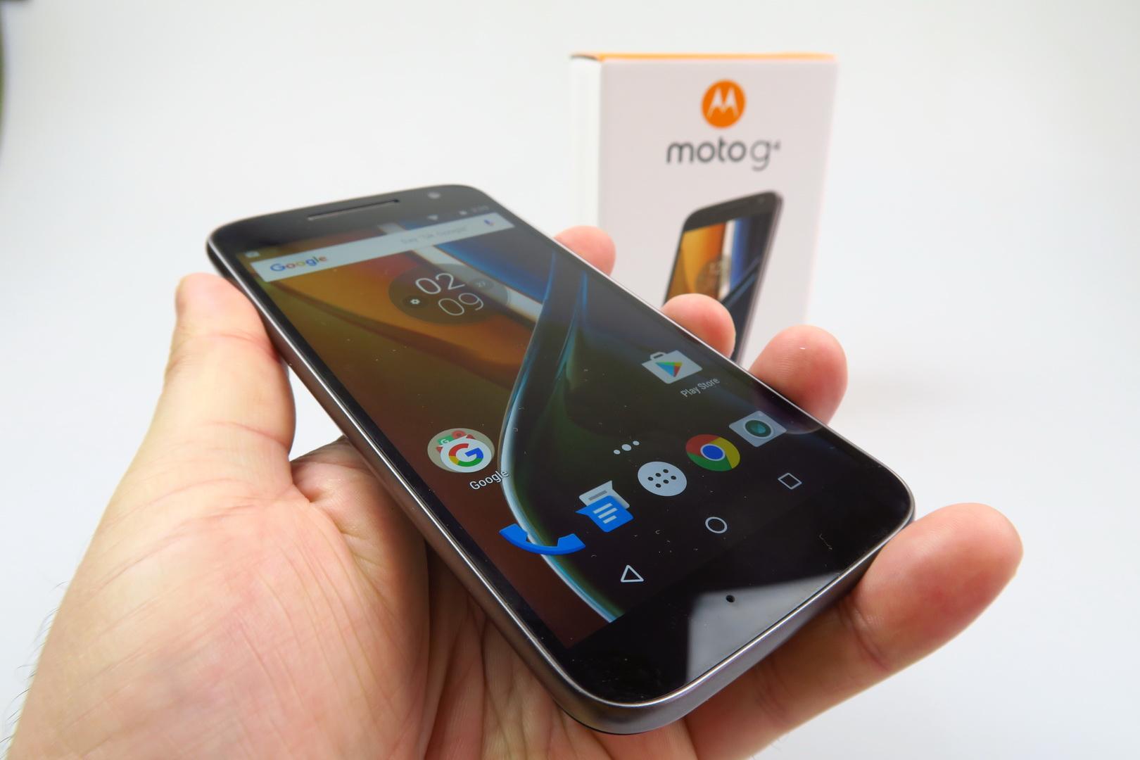 Lenovo Motorola Moto G4 Unboxing Midranger Goes Basic