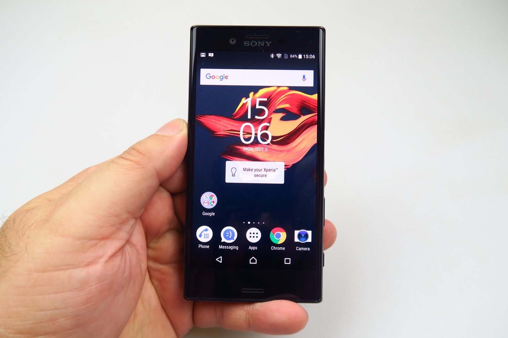 sony xperia x compact review best small phone of the year. Black Bedroom Furniture Sets. Home Design Ideas