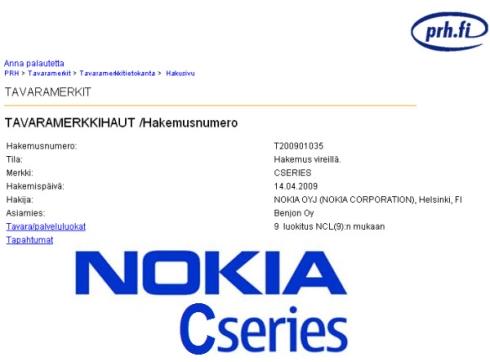 Nokia-Cseries
