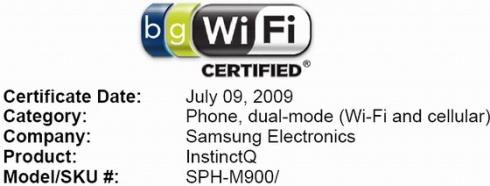 Samsung-InstingQ-M900