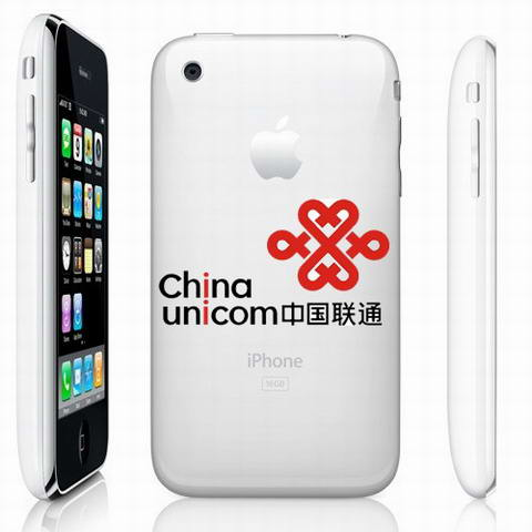 china-unicom-iphone-3g