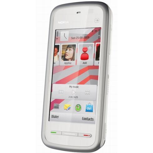 Nokia-5230-white