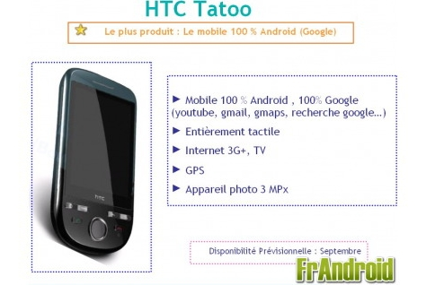 HTC-Tatoo-Click-France