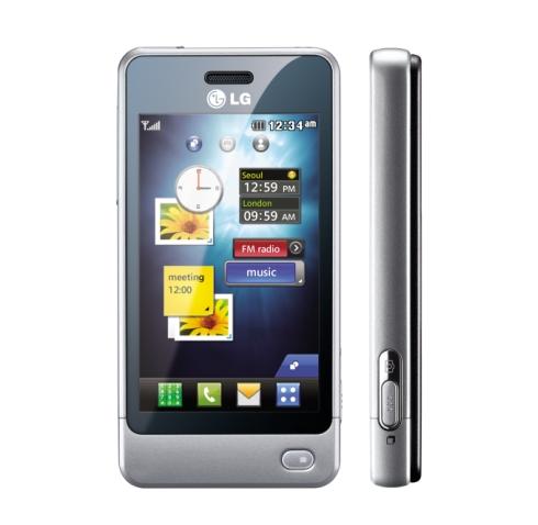 LG GD510 packshot