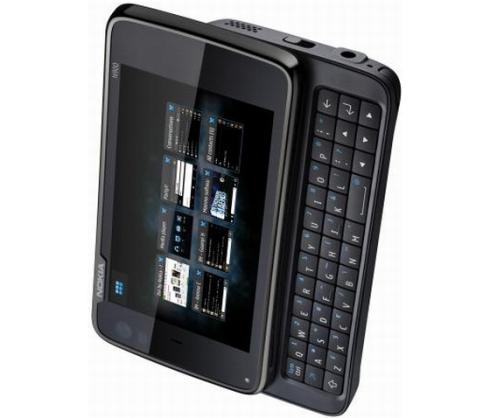 Nokia-N900-Maemo-5