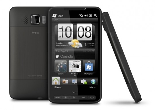 HTC-HD2_Front