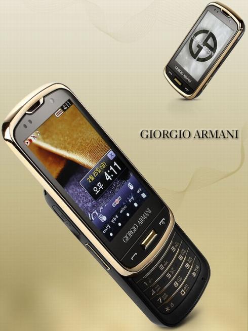 Samsung-Armani-W8200