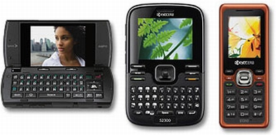 new-kyocera-phones