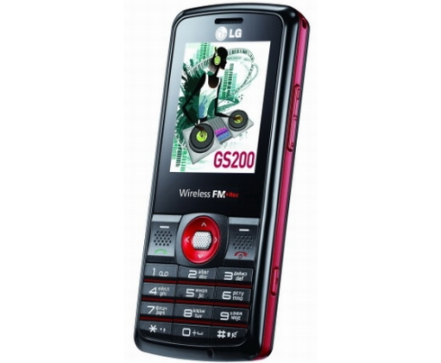 LG-GS200
