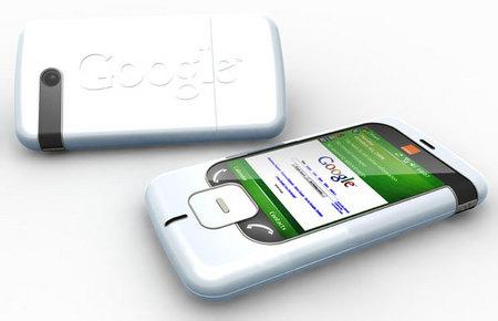 google-phone-concept