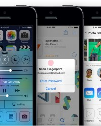 Apple Debuts iPhone 5S, Features Touch ID Fingerprint ...