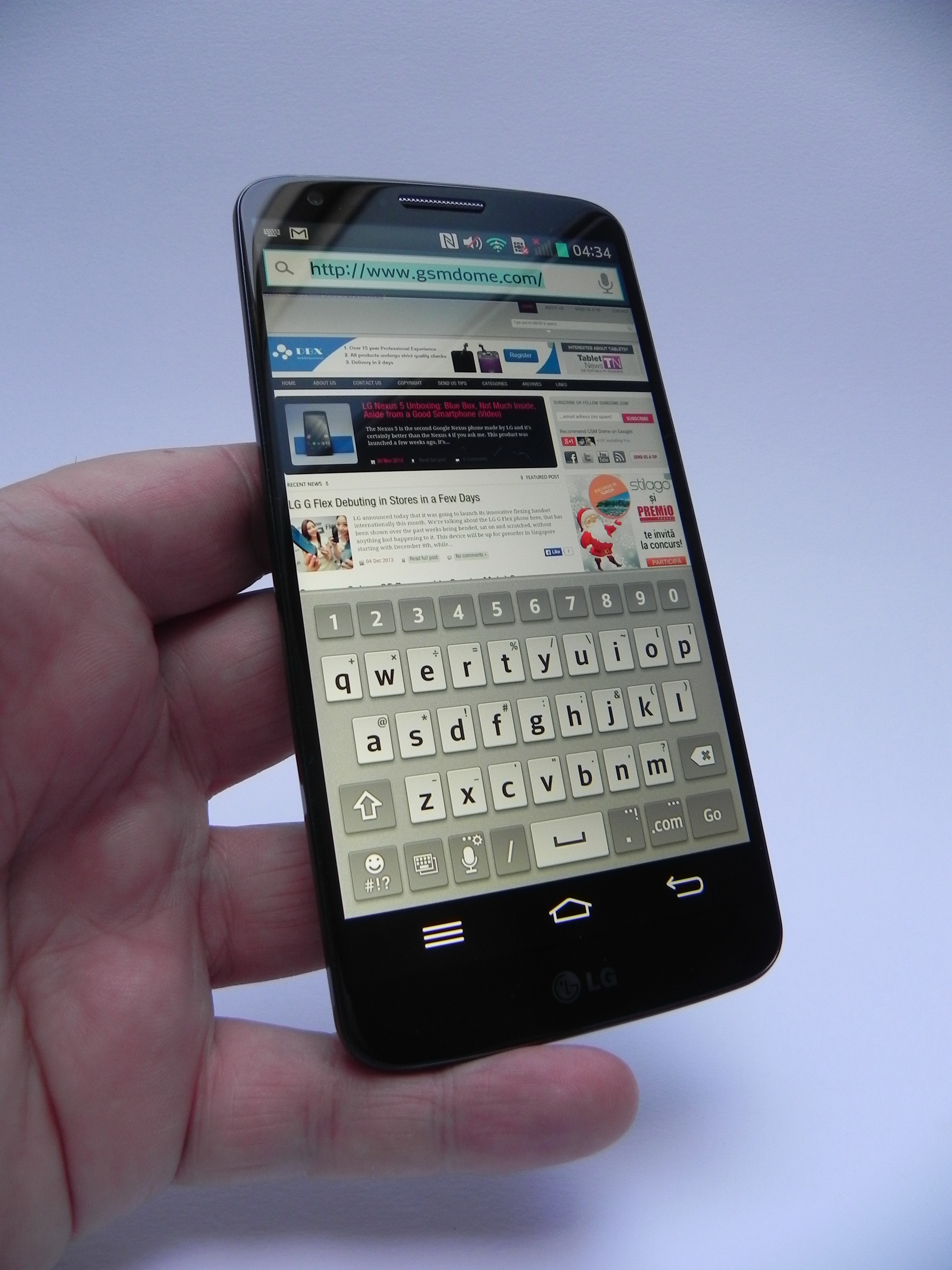 Lg G2 Review Genuine Flagship Is A Top 3 2013 Handset Video