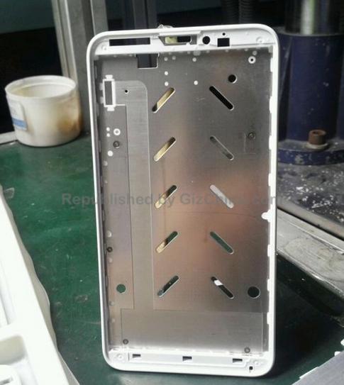 Metal-housing-allegedly-for-the-Xiaomi-Mi4-leaks