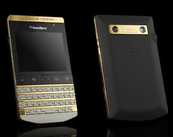 Blackberry Porsche Design P9983 Khan And Bb Z3 Lte Get