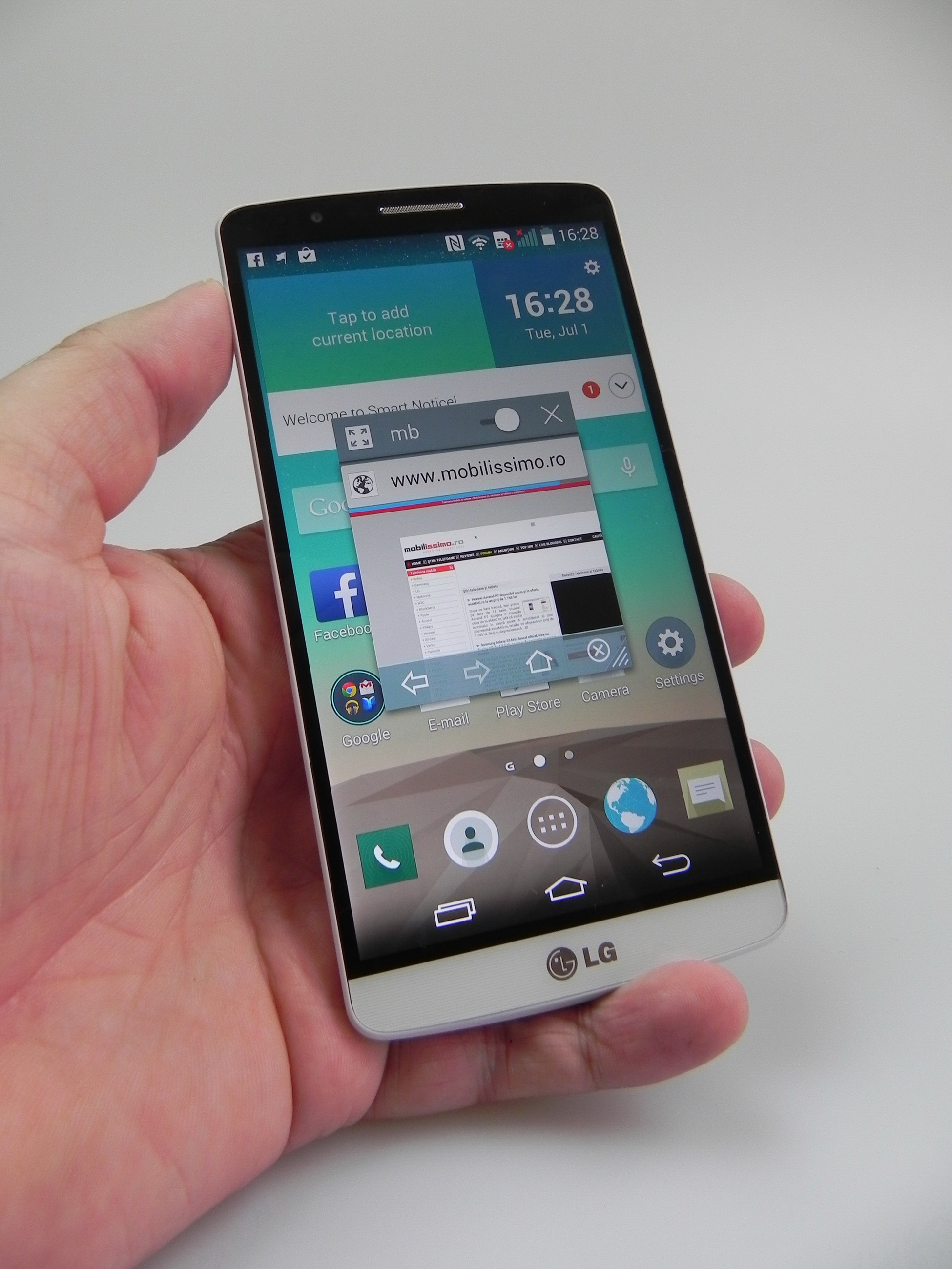 Lg G3 Review: Phone Of The Year Yes, For Now, But The Screen