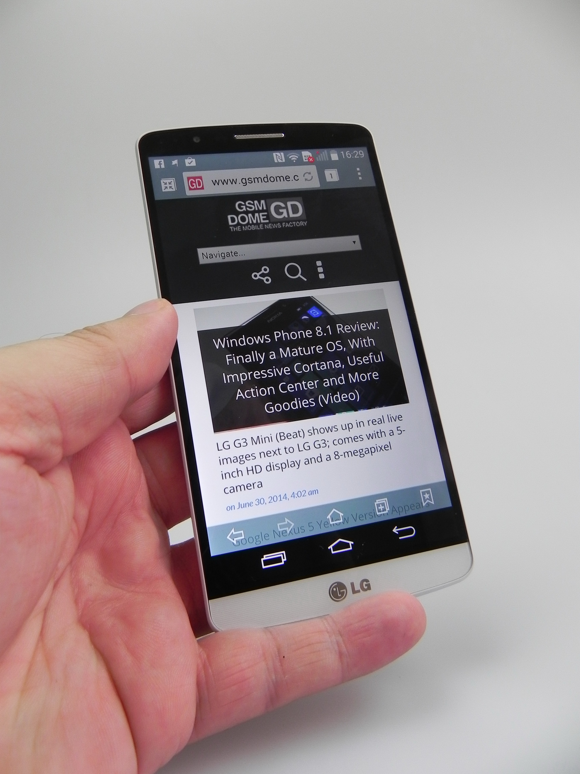 Try Watching This Video On Youtube, Or Enable Javascript If It Is Disabled  In Your How To Get The Lg G3's Exclusive