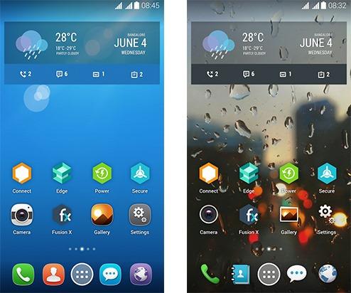 HIVE-UI-home-screen