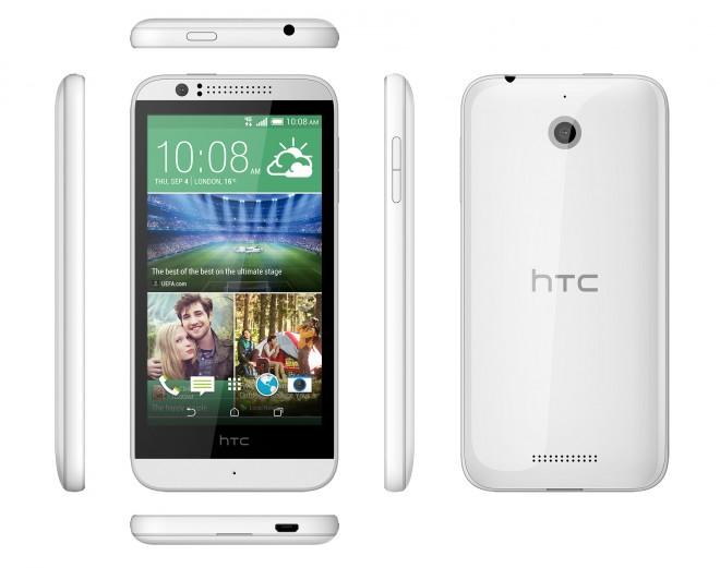 HTC Desire 510_White_2