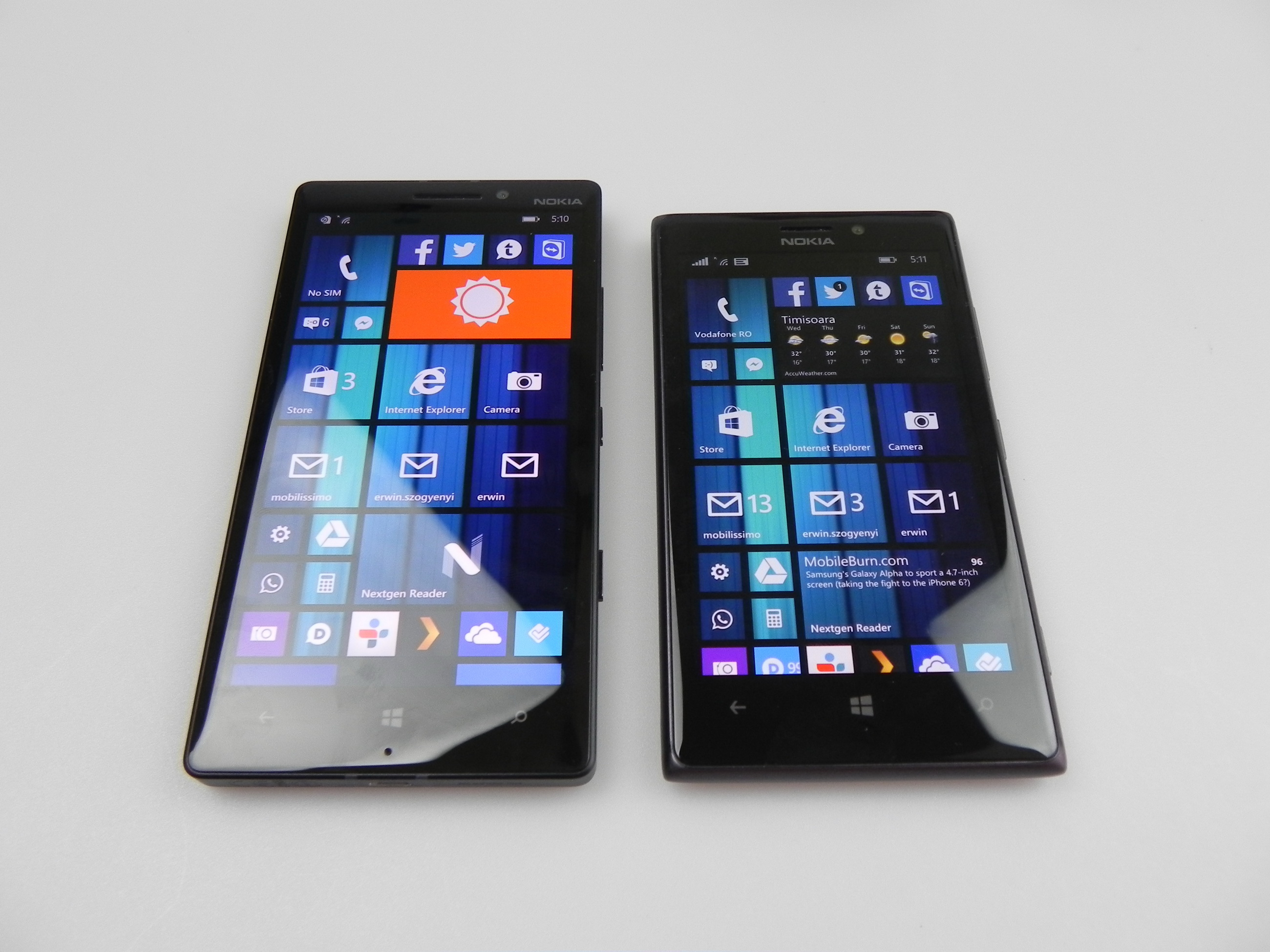 "Nokia Lumia 930 Review: Excellent Multimedia-Based ""Brick ..."