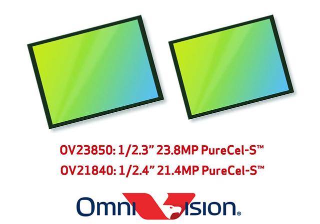 OmniVision New Sensor OV23850