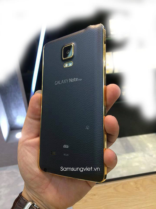 note edge gold 3