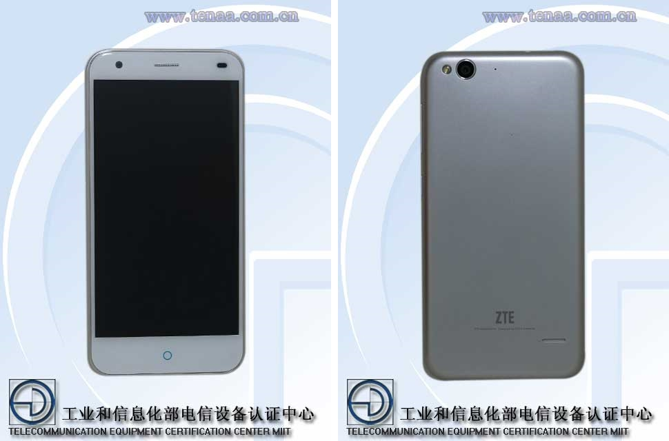 Zte Q5 C Is A Cheaper Variant Of Blade S6 Gets Certified By Tenaa