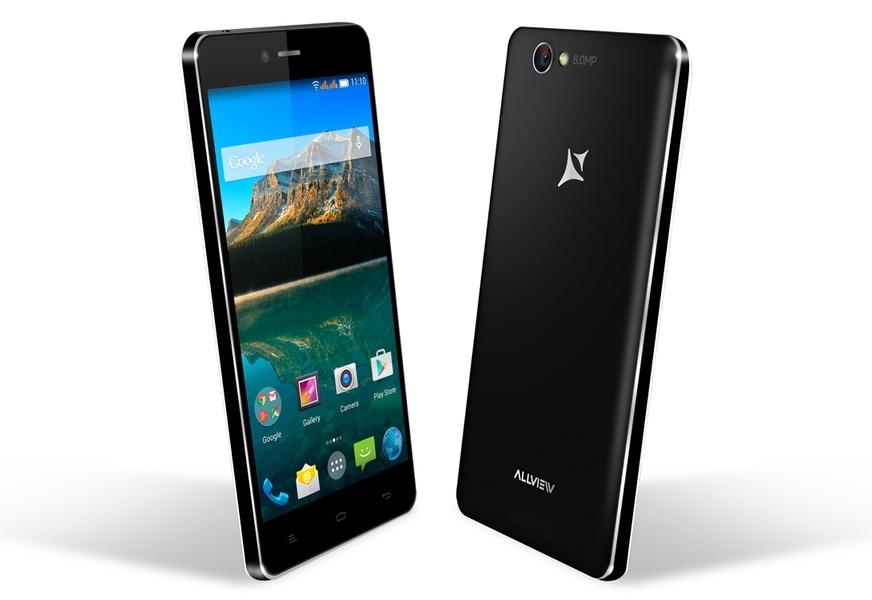 Allview Debuts P6 Energy Smartphone Packing 5000 Mah
