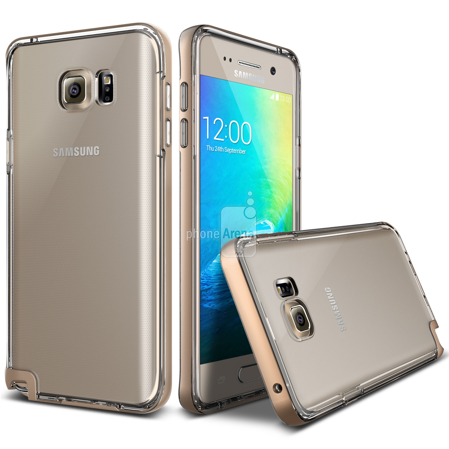 Samsung Galaxy Note 5 Gets Rendered in Impressive Amount of Verus Case Imagery | GSMDome.com