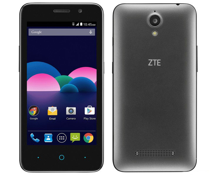 t mobile launches the zte obsidian 4 5 inch device with