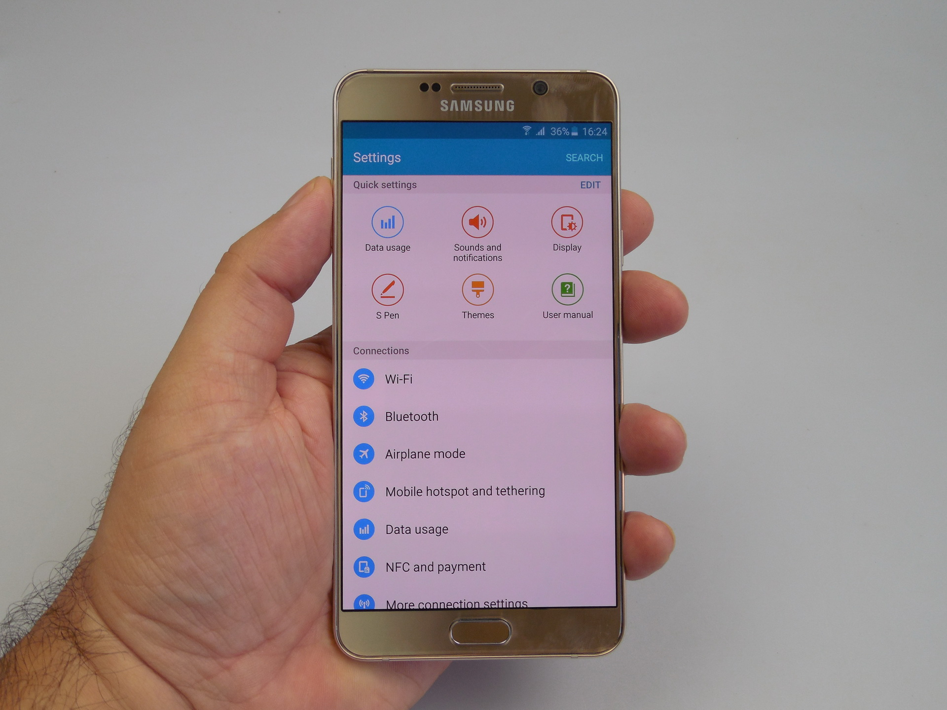 How to use scrapbook in samsung - An Error Occurred