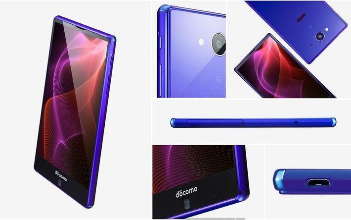Sharp Debuts New Aquos Smartphones: Compact, Zeta and Disney
