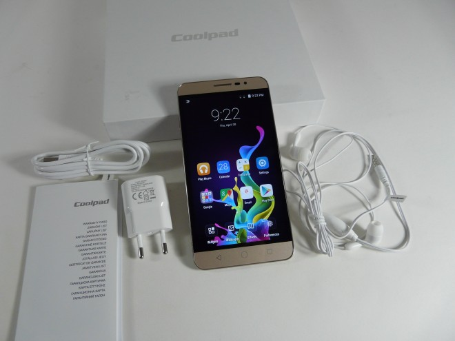 Coolpad Modena Unboxing