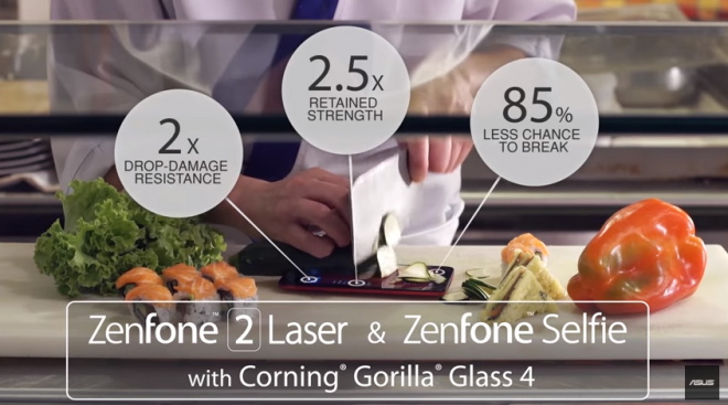 sushi proof zenfone