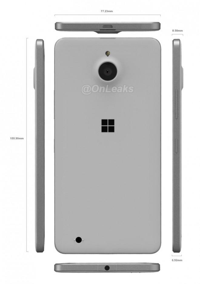 Microsoft-Lumia-850-Dimensions1