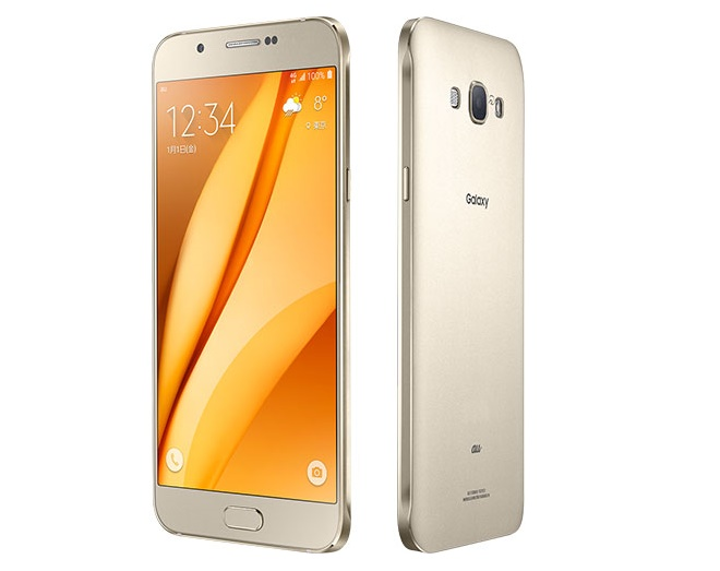 Samsung Galaxy A8 Upgraded Version Debuts In Japan With New Cpu