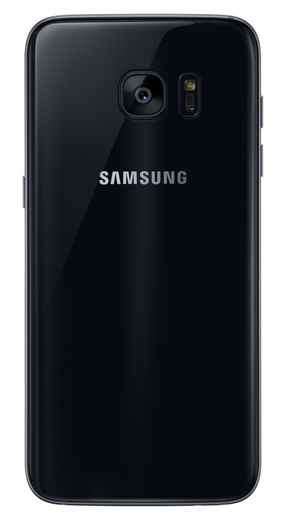 Galaxy S7 edge Black Onyx Back