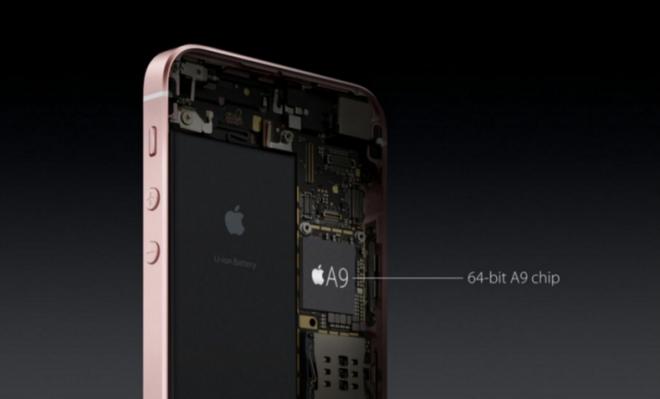 iphone SE details