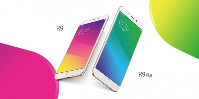 oppo r9 sales
