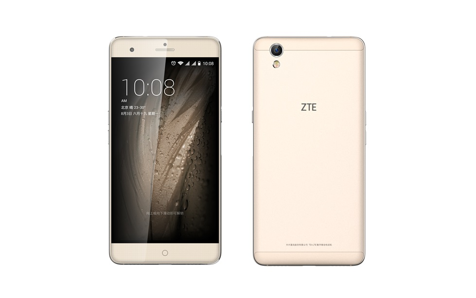 Zte Blade V7 Max Debuts With 4 Gb Of Ram Volte Support Gsmdomecom