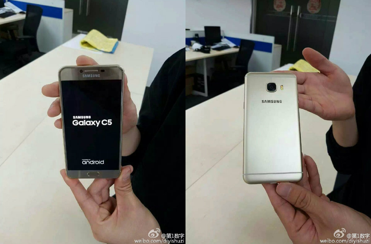 Samsung Galaxy C5 And Galaxy C7 Specs Leaked Together With Prices