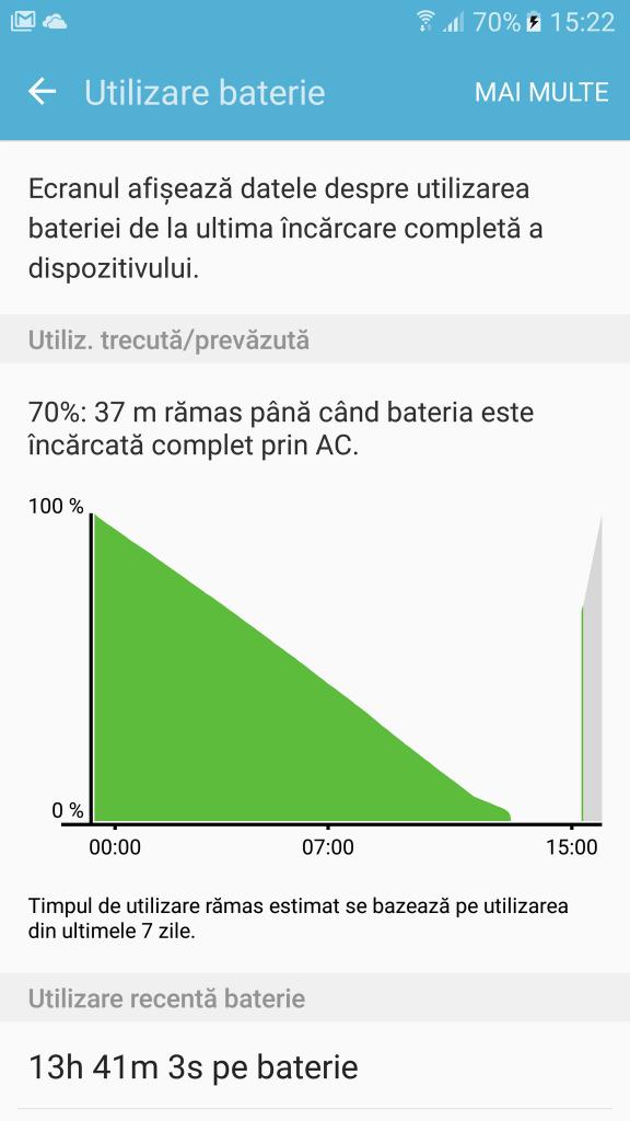 battery s7