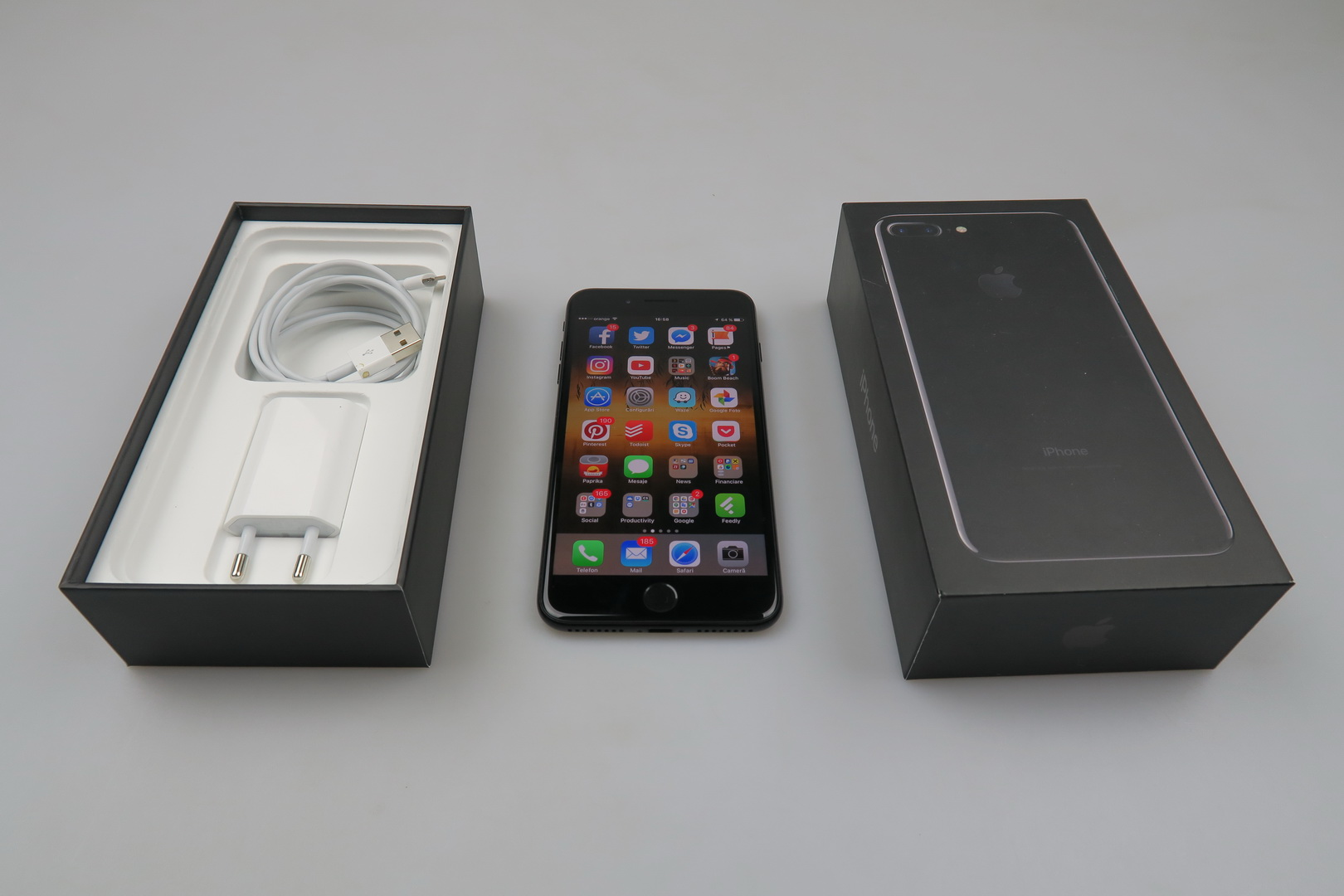 Iphone 7 Plus Unboxing First Dual Camera Apple Smartphone Arrives