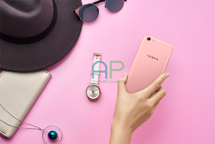 Oppo F3 Gets Detailed in Press Renders and Official Looking Promo