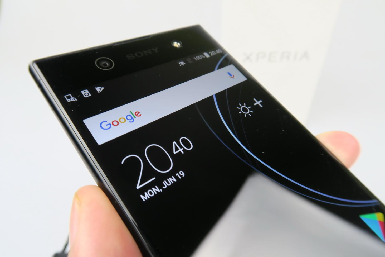 Sony xperia xa1 ultra unboxing 6 inch phablet with a penchant for advertisement tags sony xperia ccuart Gallery